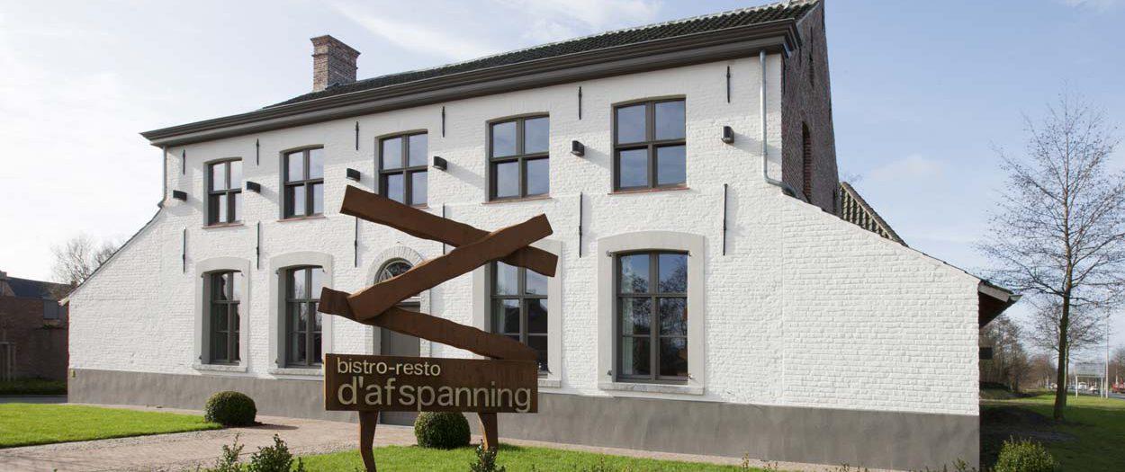 D'AFSPANNING - BEERNEM
